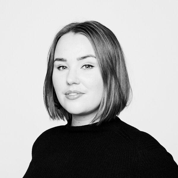 Volontärsamordnare Mathilda Varmin